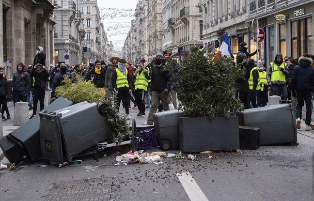 VIDEO. «Gilets jaunes» à Lyon: Interdiction de manifester samedi, une première depuis le début du mouvement