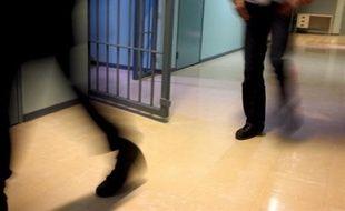 Illustration de prison.
