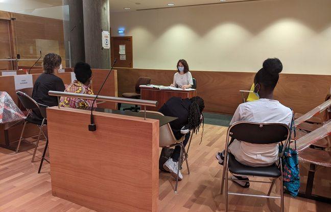 La juge des enfants Nolwenn Perrichot écoute tour à tour les enfants, leurs proches et les éducateurs.