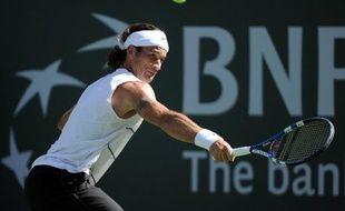 """L'Espagnol Carlos Moya, vainqueur de Roland-Garros en 1998, a annoncé mercredi à Madrid sa """"retraite professionnelle"""" à la fin de la saison."""