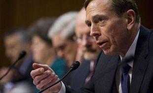 David Petraeus, patron de la CIA démissionnaire (photo prise le 31 janvier 2012).