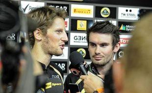 Le pilote français de l'écurie Lotus, Romain Grosjean, a déclaré jeudi qu'il espérait revenir plus fort dimanche au Grand Prix de Singapour, après la suspension d'une course dont il a écopé pour un départ dangereux lors du Grand Prix de Belgique.