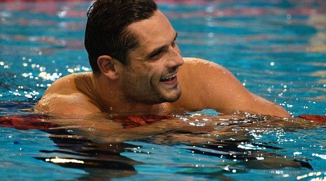 Florent Manaudou pense qu'il « sera toujours nageur » après les JO 2020