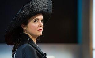 Amélie Nothomb dans La Grande Librairie en septembre 2019 sur France 5
