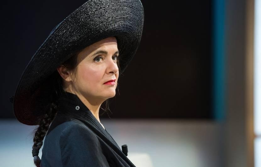 « Soif » : Pourquoi Amélie Nothomb n'a jamais paru aussi proche de remporter le Goncourt