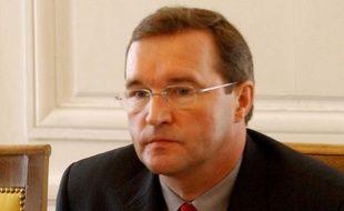 Germinal Peiro, président socialiste du département de la Dordogne.