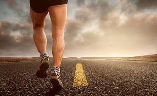 Illustration d'un jogger.