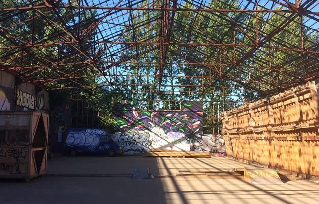 Cet espace d'expression libre est apprécié des visiteurs du projet Darwin, installé sur la rive droite Bordelaise.