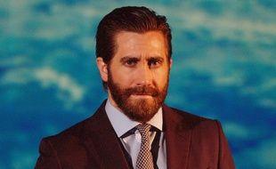 Jake Gyllenhaal lors du photocall de Life : Origine Inconnue à Paris en mars 2017
