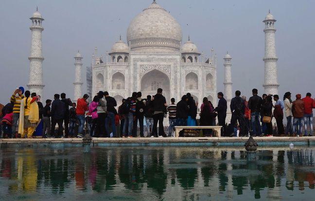 nouvel ordre mondial | Inde: Le prix d'entrée au Taj Mahal augmente pour limiter l'affluence des touristes
