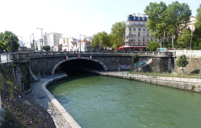 Canal de Saint-Denis, le 10/07/2018.