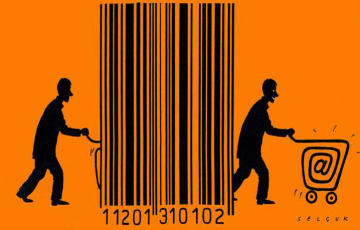 Illustration d'achats en ligne – Selçuk/Sipa