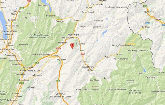 Le secteur de la Dent noire (Savoie), où se trouve un gendarme de haute-montagne.