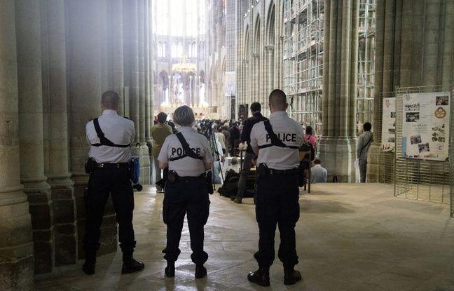 Saint-Etienne-du-Rouvray: «On a pris conscienceque personne n'est protégé à 100%, y compris nous, les religieux»