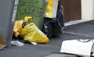 Suite à la grève des éboueurs de la Sita, les ordures n'ont pas été ramassées depuis trois jours dans 180 communes franciliennes et trois arrondissements.