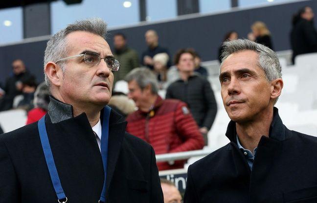 Ligue 1: Le directeur sportif de Bordeaux visé par une plainte pour escroquerie