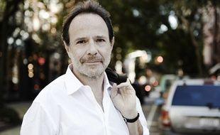 Le romancier Marc Levy