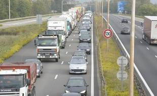Le nombre d'accidents impliquant un senior est bien au-dessus de la moyenne nationale dans le Bas-Rhin. Illustration