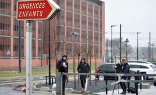 Tizio a été enlevé le 5 janvier à l'hôpital Purpan de Toulouse.