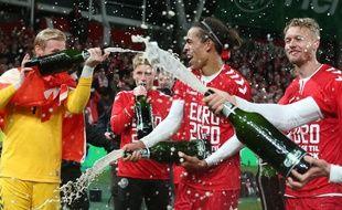 Le Danemark s'est qualifié pour l'Euro 2020 après son nul face à l'Irlande.