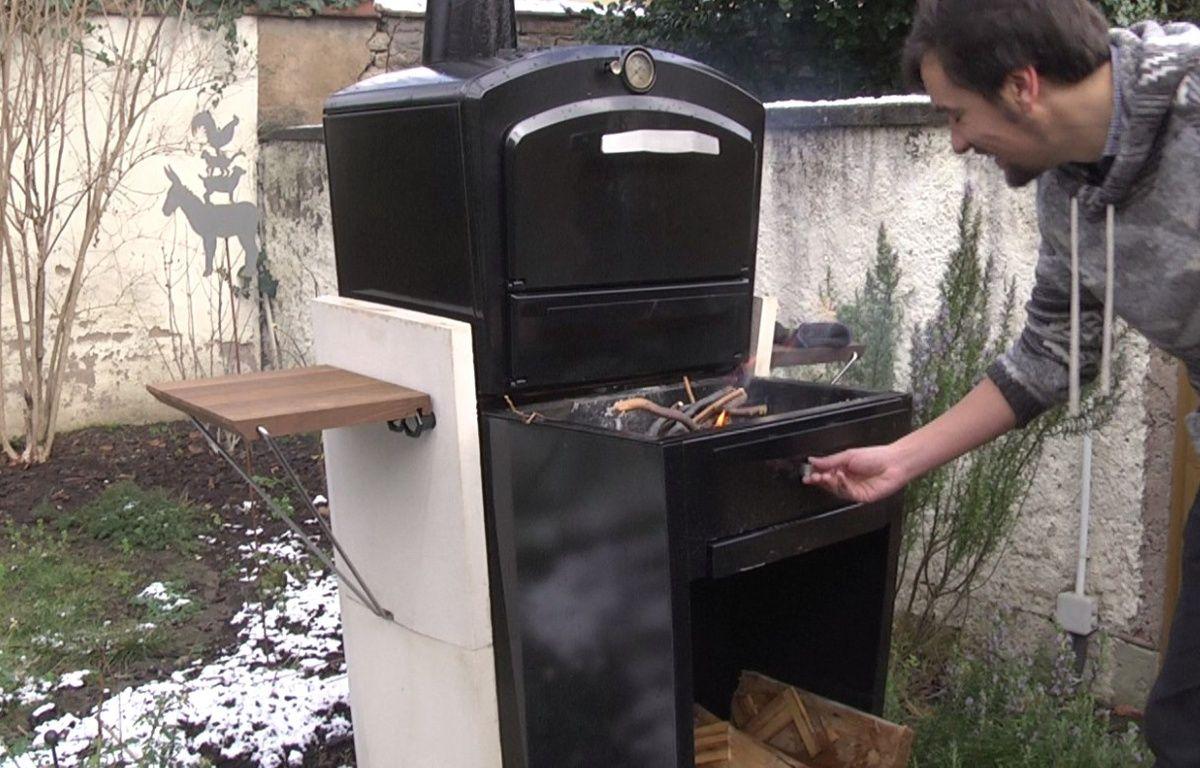 Concours l pine le gooker un four alsacien pour cuisiner for Four a bois exterieur