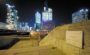 Deux meurtres avaient été commis au pont de Neuilly en 2001 et 2002, provoquant l'arrestation de Marc Machin.