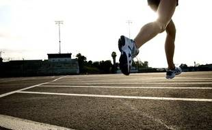 Courir nécessite seulement de se munir d?une bonne paire de baskets.