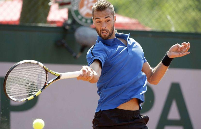 Roland-Garros: Baston et raquette cassée… Alors ce match des cinglés ...