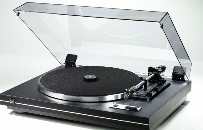 La platine Dual CS 455 fait partie des 25 références que la marque, récemment réapparue, possède à son catalogue.