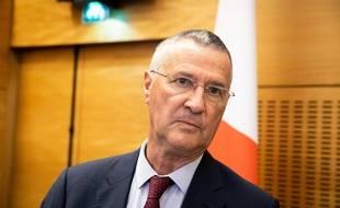 Patrick Strzoda, le 24 juillet 2018 devant la Commission des lois de l'Assemblée nationale.