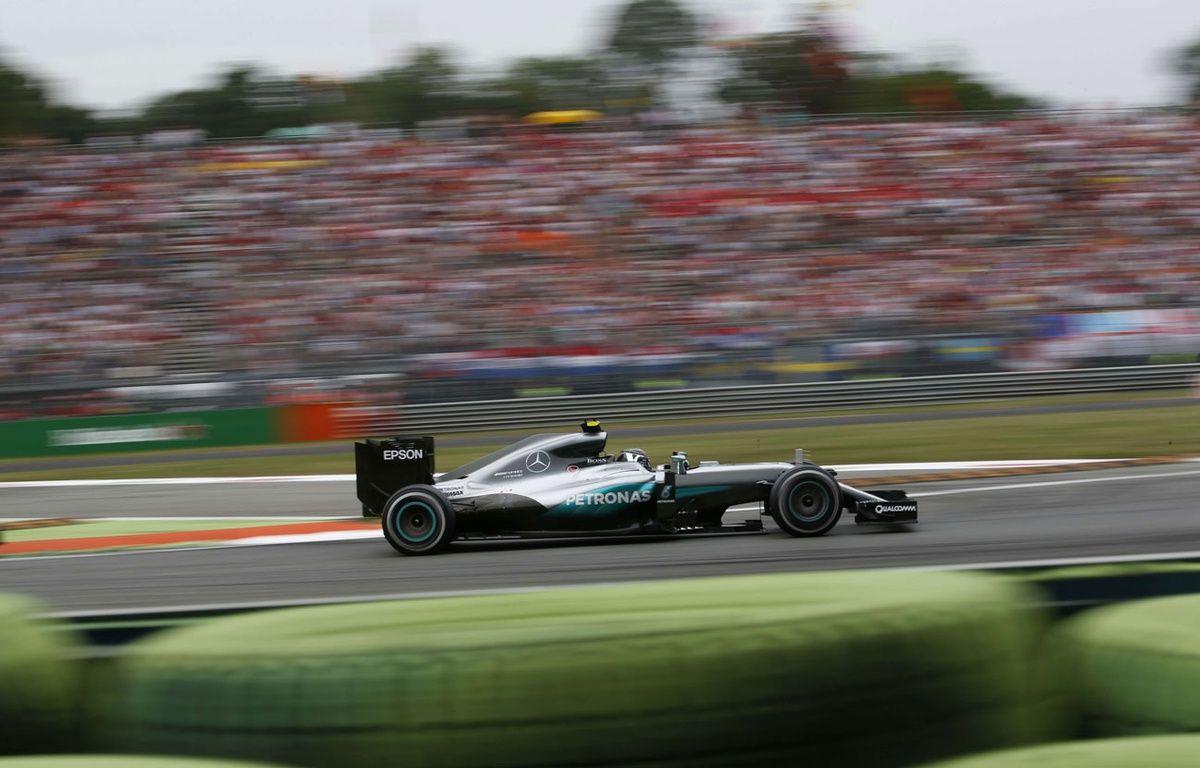 Nico Rosberg au GP d'Italie –  Antonio Calanni/AP/SIPA