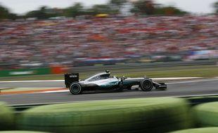 Nico Rosberg au GP d'Italie