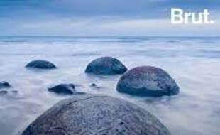Les Moeraki boulders, merveille de la nature de Nouvelle-Zélande