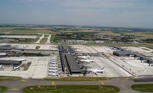 Illustration de l'aéroport international Paris-Charles de Gaulle.