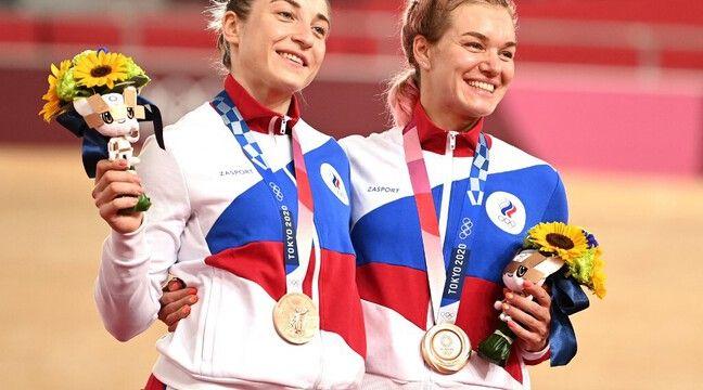 JO Tokyo 2021 : « Une bonne chose qu'ils soient là », la réussite des athlètes russes ne fait presque pas débat (sauf aux USA)