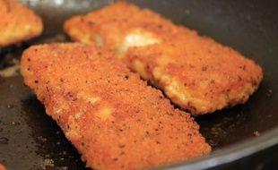 Plusieurs marques de poissons panés sont épinglées par l'association de consommateurs CLCV.