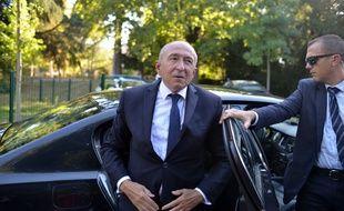 Le ministre de l'Intérieur Gérard Collomb a annoncé sa démission du gouvernement.