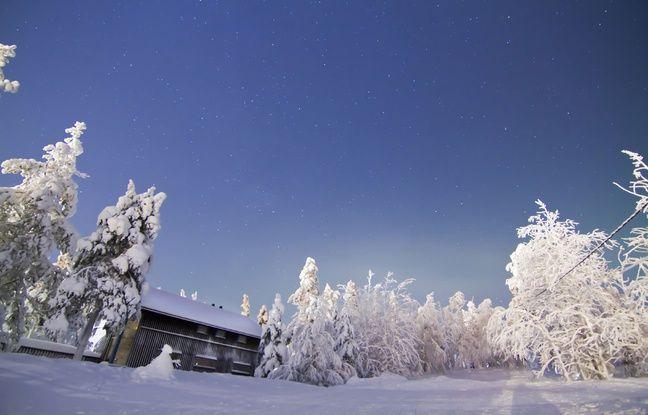 La Laponie.