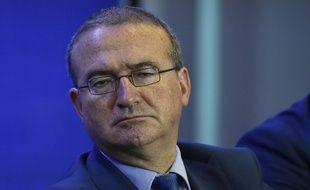Hervé Mariton, candidat à la primaire de la droite et du centre