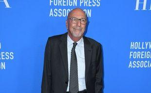 Le président des Golden Globes, Lorenzo Soria