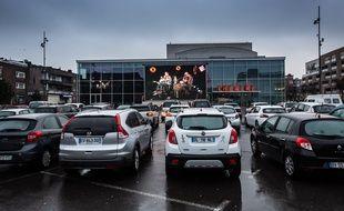 Un théâtre de Dunkerque s'est lancé dans le drive-in culturel