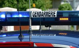 Photo d'illustration de la gendarmerie.
