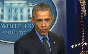 Syrie: Obama affirme qu'Assad doit partir