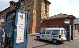 L'hôpital Paul Brousse, à Villejuif.
