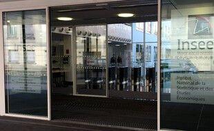 Au siège de l'Insee, à Montrouge. (illustration)