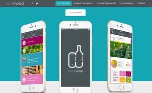 L'application Winewoo est d'ores et déjà disponible sur l'App Store