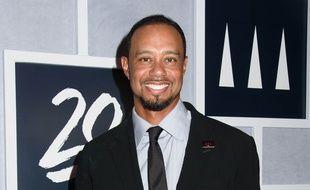 Le champion Tiger Woods au 20e anniversaire de sa fondation
