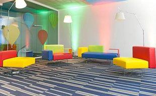 Le siège de Google à Paris