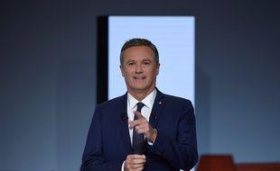 Nicolas Dupont-Aignan, en février 2017.
