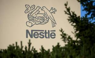 Le groupe Nestlé - Illustration